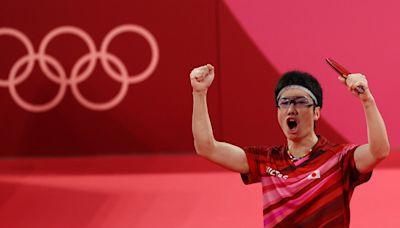 水谷隼宣布退役「終於結束!」 曾2度在奧運擊敗中國前球王許昕