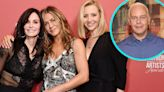 Jennifer Aniston, Courteney Cox and Lisa Kudrow Pay Tribute to Late 'Friends' Co-Star James Michael Tyler