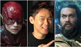 James Wan on why he chose to direct 'Aquaman' instead of 'The Flash'