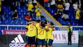 La selección de Colombia femenina venció a Chile en el Pascual Guerrero