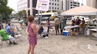 Maryland residents battle over unpaid unemployment benefits