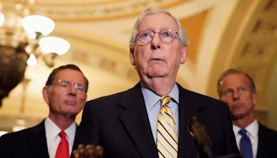 Senate Republicans Block Debate on Democrats' Elections Bill