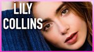 Lily Collins Did Not Expect Fiancé's Proposal