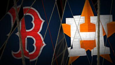 Red Sox vs. Astros Game 1 Recap