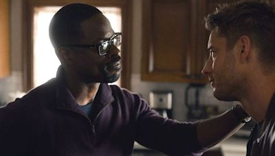 This Is Us bosses break down emotional Randall and Kevin scene