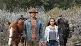 Christina Vidal Is Proud of Her Latina Heritage in 'United We Fall'