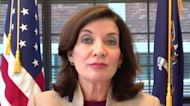 New York Lt. Gov. Kathy Hochul on state's pandemic response