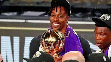 現役NBA球員頭十名大熱進入名人堂!Dwight Howard成頂頭大熱! - FanPiece