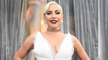Lady Gaga Pays Tribute to 'A Star Is Born' With Giant 'La Vie en Rose' Tattoo