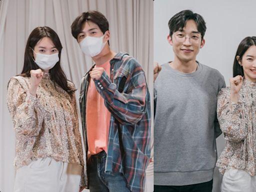 女醫生 VS 小區英雄!申敏兒、金宣虎主演tvN《海岸村恰恰恰》劇本閱讀照公開,期待這部浪漫喜劇!