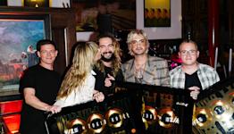 Heidi Klum Checks into the Tokio Hotel in Berlin, Plus, Normani, Charli XCX, and More