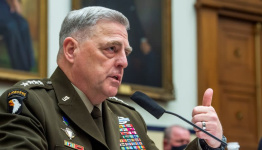 Top U.S. general confirms 'very concerning' Chinese hypersonic weapons test