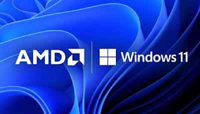 Windows 11 推出更新 卻令 AMD Ryzen CPU 延遲增一倍