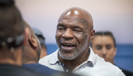 Mike Tyson says he wishes he smoked cannabis his whole career