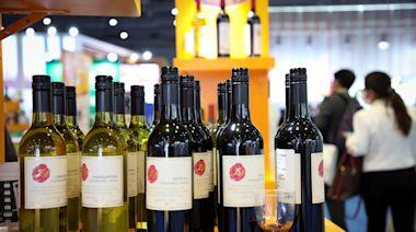 澳洲葡萄酒出口英國 激增至十年最高水平