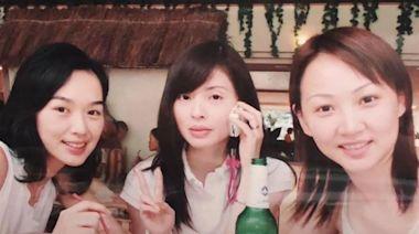 何如芸曝10年前舊照!同框郁方、王靜瑩 網讚現在更美了