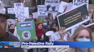 Hundreds March & Protest In Denver To Support Palestine