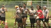 Rutherford hosts Bay and Port St. Joe for lineman challenge and 7-on-7 clinic