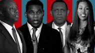 Black voices at Republican convention praise Trump
