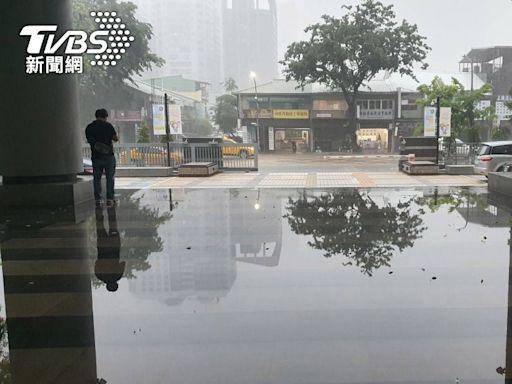 高雄連日豪雨狂炸多處積淹水 市府研擬改善對策│TVBS新聞網