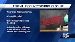 Cherokee Trail Elementary closure