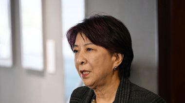 台灣疫情升溫 蔣麗芸倡檢視自台入境檢疫措施