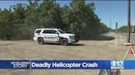 4 Killed In Colusa Helicopter Crash