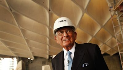 Letters to the Editor: Is public education in L.A. really better off because of Eli Broad?