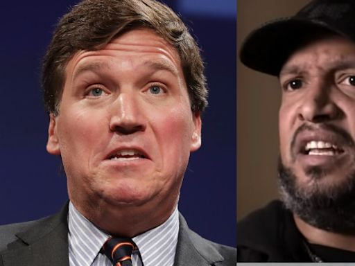 Fox News' Tucker Carlson assails Black Capitol Police officer as 'angry'
