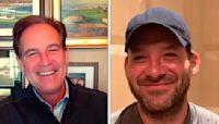 CBS Sports' Jim Nantz, Tony Romo on what to expect in historic Super Bowl quarterback matchup