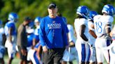 Kansas football's defense has 'still got a ways to go,' but its first Big 12 Conference test is here