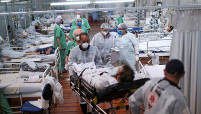 Brazil death toll rises by 1,480 as probe pressures Bolsonaro