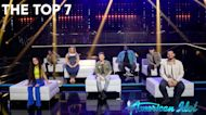 It's down to 5 on 'American Idol'