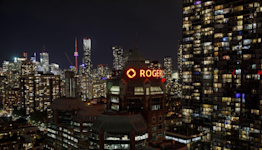 Rogers Plunges as Cable Scion Heads to Court to Seal Power