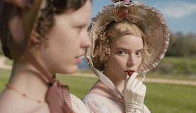 'Emma' star Anya Taylor-Joy says she learned to speak English by reading Harry Potter books