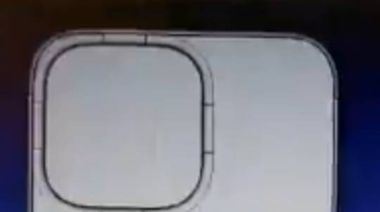 iPhone 13 mini背部新外觀曝光:雙攝對角線排布 以容納更大鏡頭