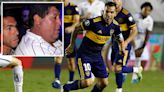 Heartbroken Tevez says his dad has 'no chance' due to poor health after Covid battle
