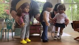 Give Kathryn Hahn a MacArthur Grant for This American Girl Dolls Performance