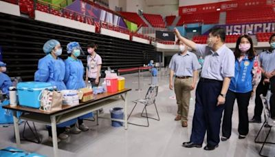 5疫苗齊發醫護累翻 楊文科打氣:謝謝你們 | 台灣好新聞 TaiwanHot.net