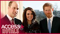 Kate Middleton's Uncle Says She's Trying To Act As Mediator For Prince William & Prince Harry