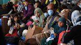 Measles cases halt US-bound flights of Afghan evacuees