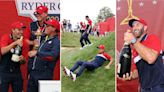 Inside Team USA's raucous Ryder Cup celebration