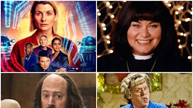 Christmas TV schedule: Every festive special on BBC, ITV and Channel 4 this year