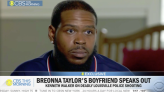 Gayle King Speaks to Breonna Taylor's Boyfriend In a Heartbreaking Interview