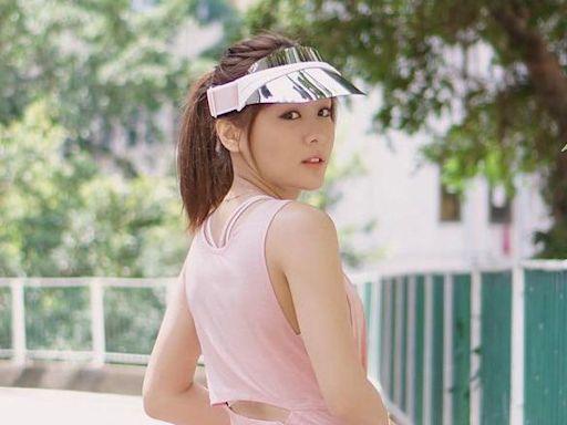 28歲陳詩欣著瑜伽褲出事下體現形 網民:以為冇著褲