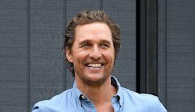 Watch Matthew McConaughey's Kids Wish Him a Happy Birthday in Adorable Video