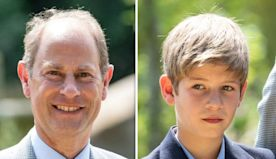 How Prince Edward 'lacks patience' for activity his 11-year-old son is 'impressive' at