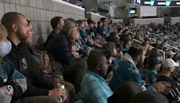 17K SJ Sharks fans attend home opener Saturday