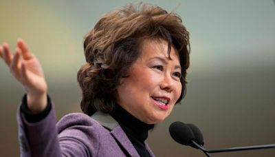 Watchdog found ethics violations by Elaine Chao at Transportation
