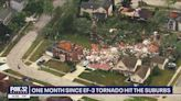 One month later: Cleanup continues after EF3 tornado blows through Naperville